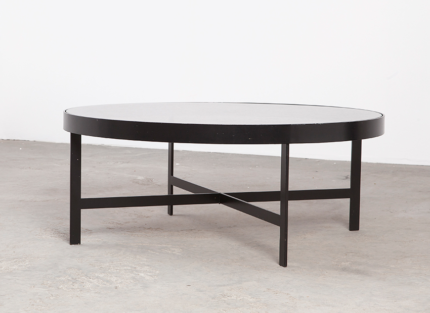 SOLD Janni van Pelt (Attrib.) Coffee Table Metaform 1950s