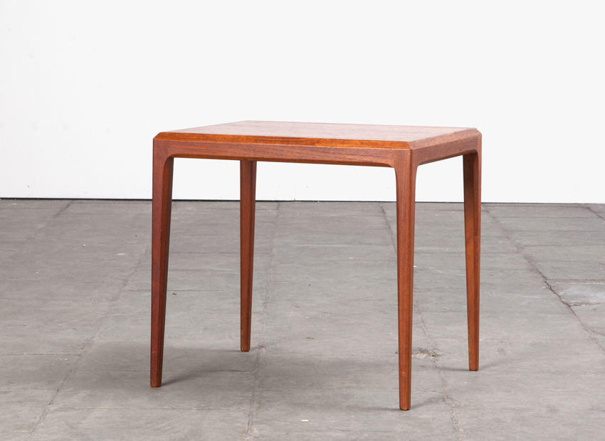 SOLD Johannes Andersen Side Table Silkeborg 60s