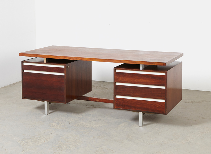 SOLD Kho Liang Ie Executive Desk J1 Fristho 1956