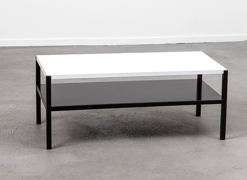 SOLD Wim Rietveld Regal Coffee Table Ahrend de Cirkel 1960s