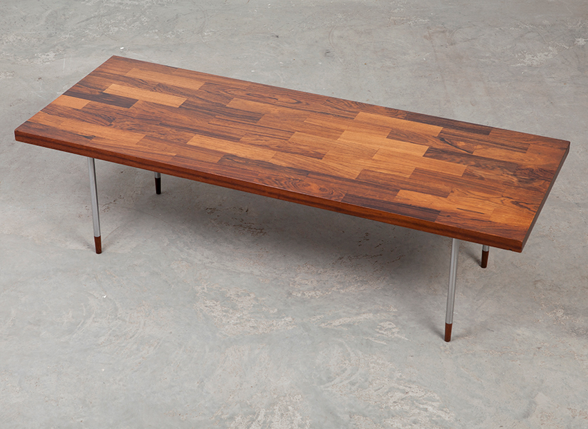SOLD Fristho Rosewood Coffee Table 60s