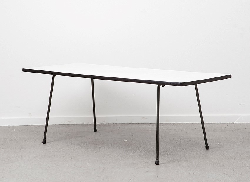 SOLD Rudolf Wolf Coffee Table Elsrijk 50s