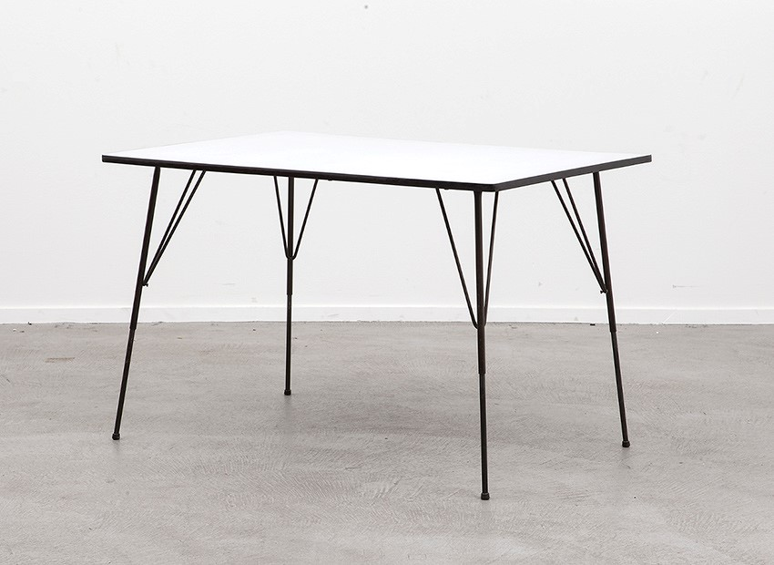 Rudolf Wolf Dining Table Elsrijk 50s 3