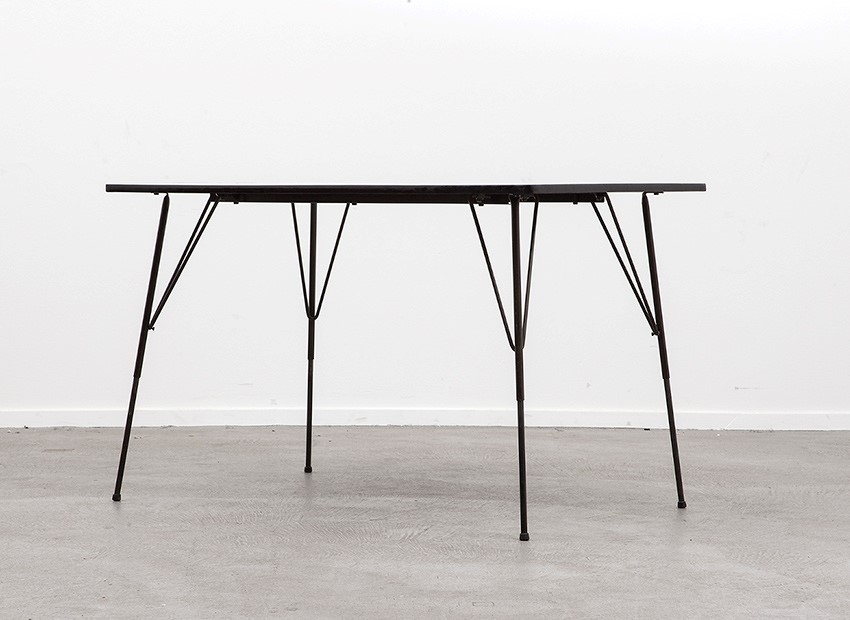 Rudolf Wolf Dining Table Elsrijk 50s 4