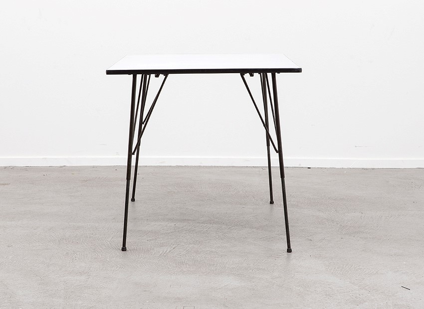 Rudolf Wolf Dining Table Elsrijk 50s 6