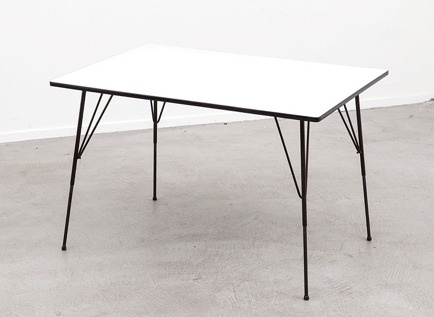 Rudolf Wolf Dining Table Elsrijk 50s 7