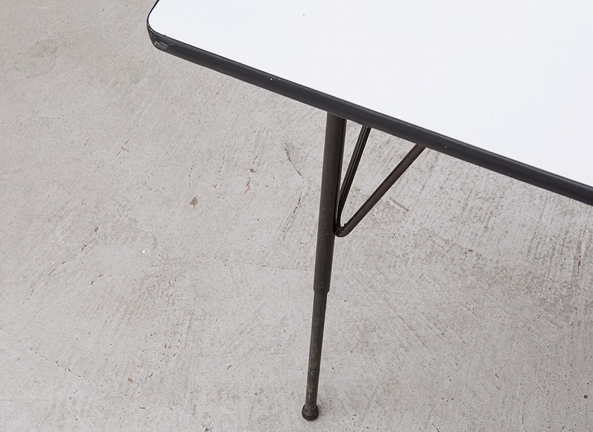 Rudolf Wolf Dining Table Elsrijk 50s 9