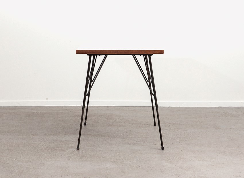 Rudolf Wolf Small Dining Table Elsrijk 50s 1
