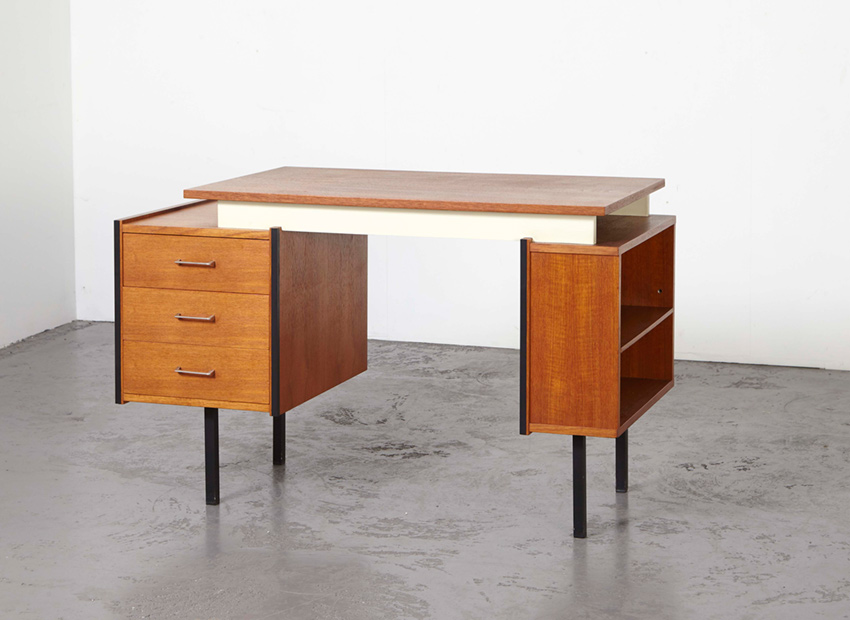 SOLD Tijsseling Desk 1960s