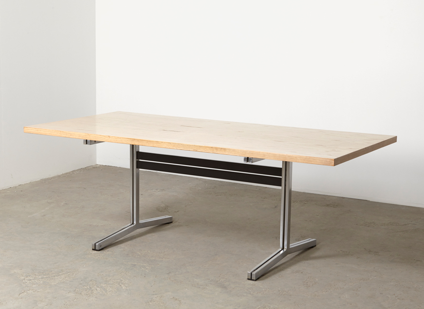 SOLD Theo Tempelman Dining Table AP Originals 60s