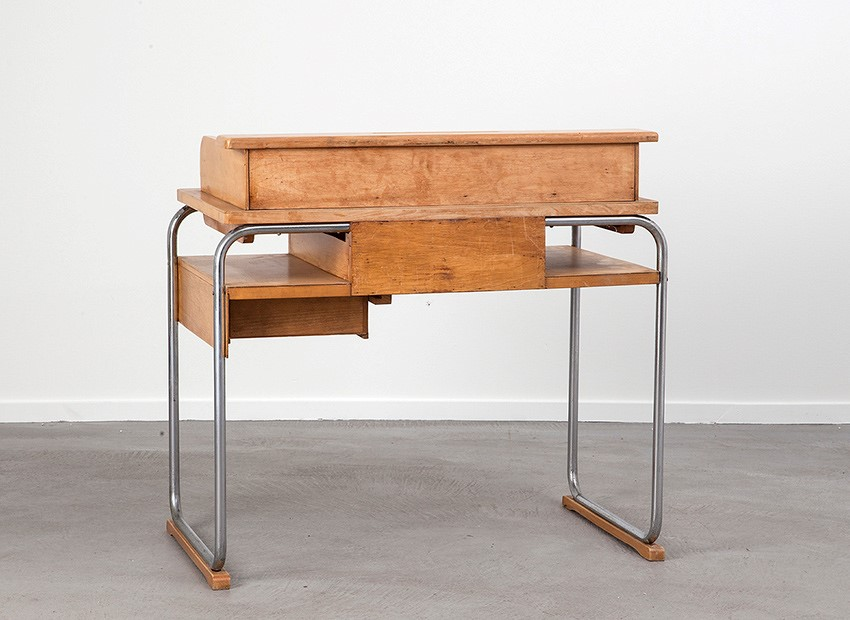 Torck Tubular Kids Desk Belgium 50s 5