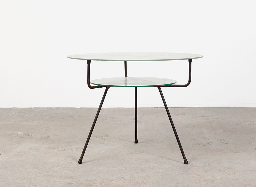 W.H. Gispen Coffee Table Kembo 50s