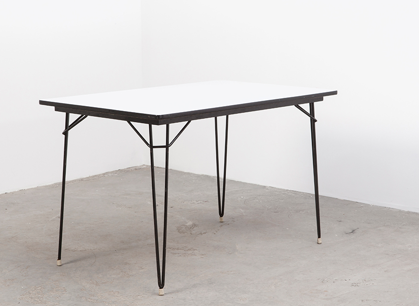 W.H. Gispen (Attrib.) Dining Table Kembo 50s