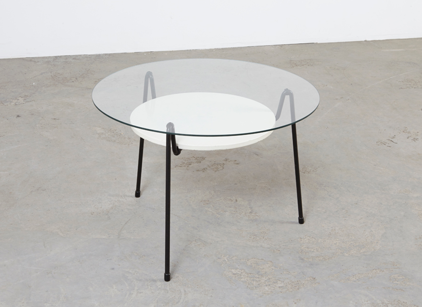 Wim Rietveld Coffee Table 535 Gispen 1953
