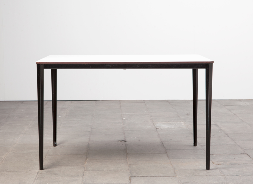 Wim Rietveld Recent Dining Table Ahrend de Cirkel Dutch 60s