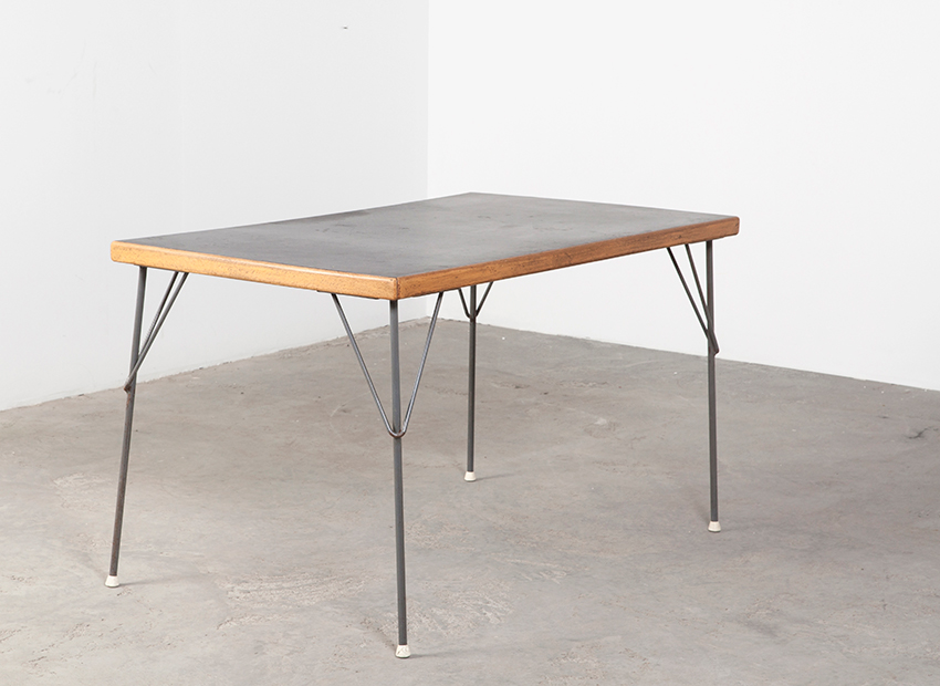 SOLD Wim Rietveld Dining Table 531 Gispen 1954