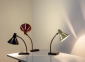 H.Th.J.A. Busquet Table Lamps Sun Series Hala 50s 4
