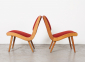 JensRisom Pair Vostra EasyChairs Knoll 6