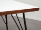 Rudolf Wolf Small Dining Table Elsrijk 50s 7