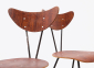 W.H.Gispen 4x Chairs Kembo 13